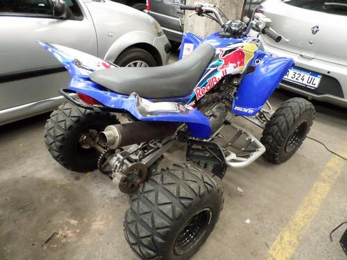 yamaha raptor 350 ´08