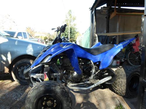 yamaha raptor 350 2009 $116.000