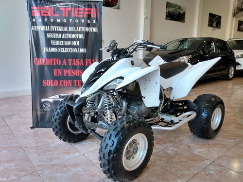 yamaha raptor 350 2012