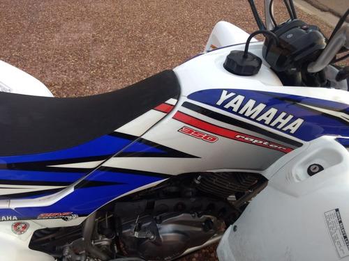 yamaha raptor 350  2012!