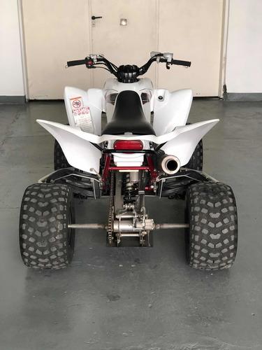 yamaha raptor 350cc 2009 recibo auto * 3515284285 *