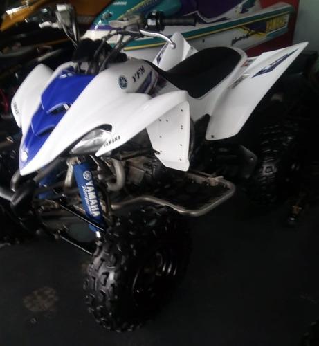 yamaha raptor 350cc 4 tiempos 2011  único