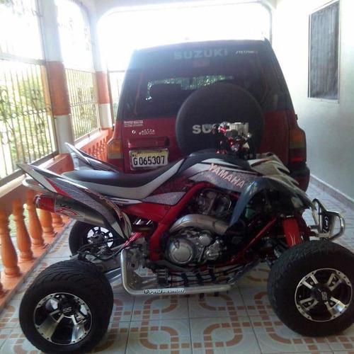 yamaha raptor 700 2008