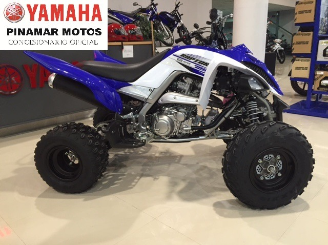 Yamaha raptor 700 2017 0km en mercado libre for Yamaha raptor 2017