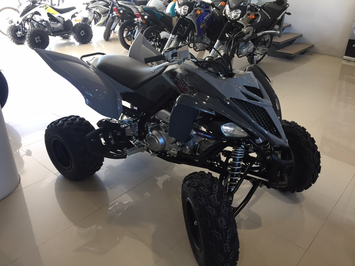 Yamaha Cc Raptor