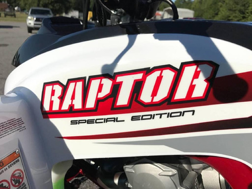 yamaha raptor 700r 2019