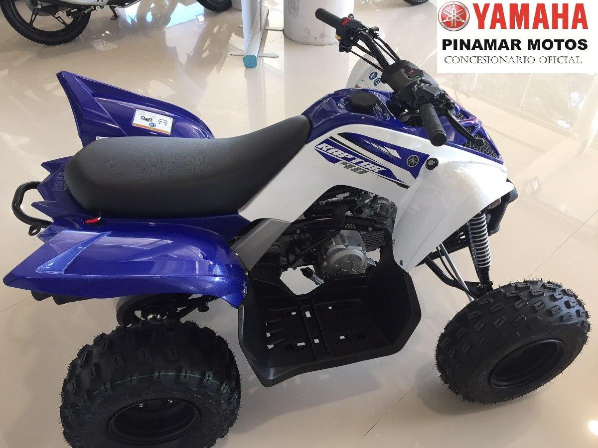 Yamaha raptor 90 0km 2017 nuevo modelo entrega inmediata for Yamaha raptor 2017