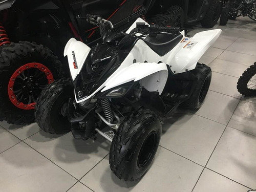 yamaha raptor 90 2011 impecable / performance bikes