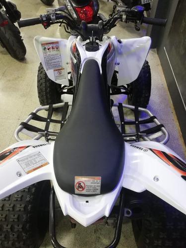 yamaha raptor  yfm 125 bansai motos