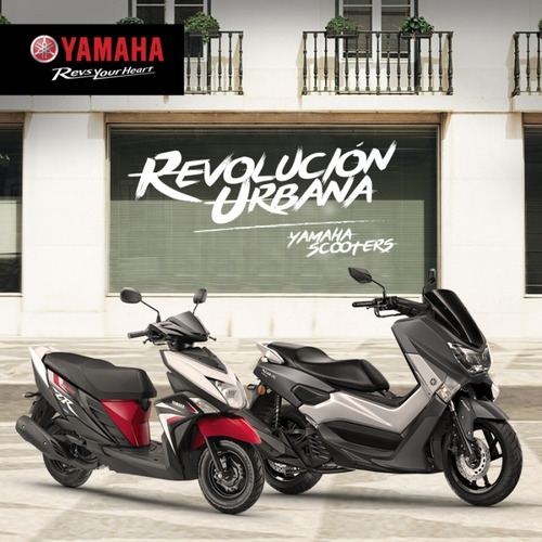 yamaha ray scooter