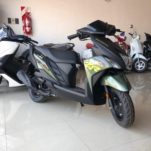 yamaha ray zr 115 0km 2020 garantia 3 años - motos 32