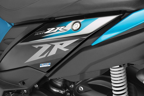 yamaha ray zr 115 0km año 2020 - mg bikes