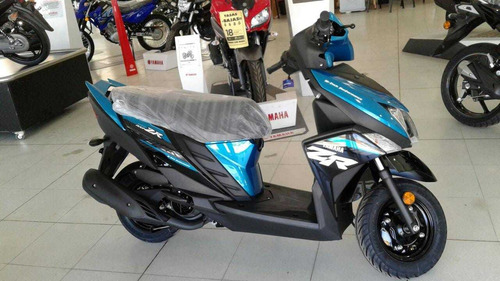 yamaha ray zr 115