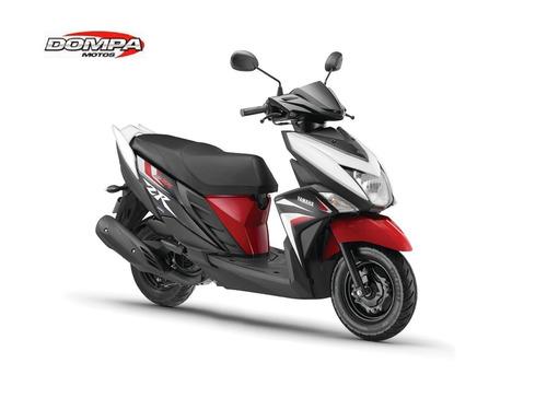 yamaha ray zr 115 scooter automatico dompa motos