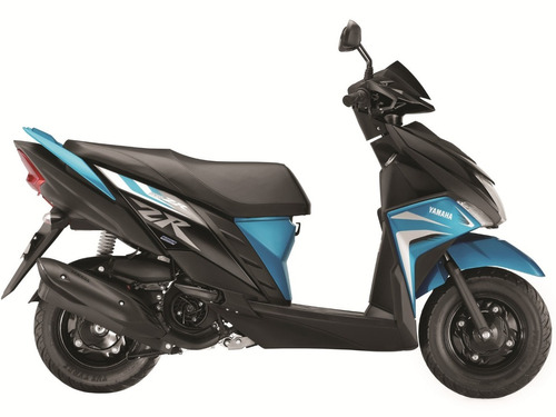 yamaha ray zr 115 scooter patentado permutas dompa motos