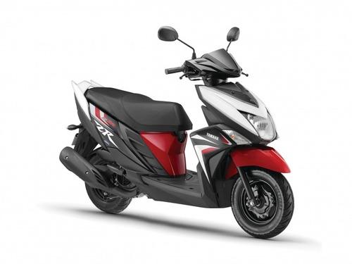 yamaha ray zr  18 cuotas de $13027 oeste motos
