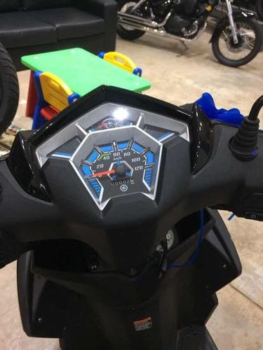 yamaha rayz motos