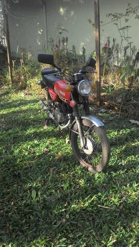yamaha rd 50 cc 1978 - segundo dono