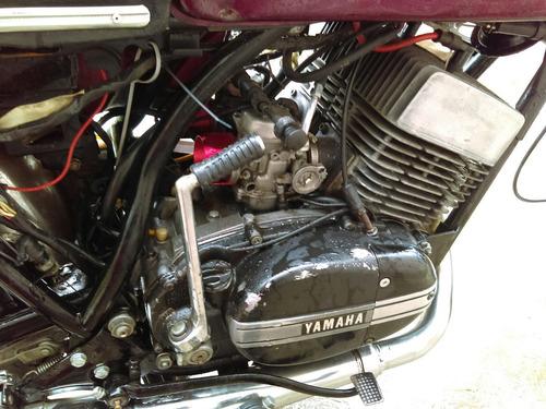 yamaha rd350 blackwidow 1973 1992