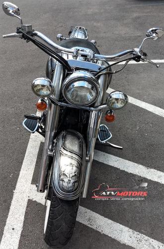 yamaha road star