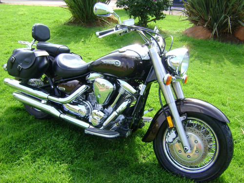 yamaha road star motos
