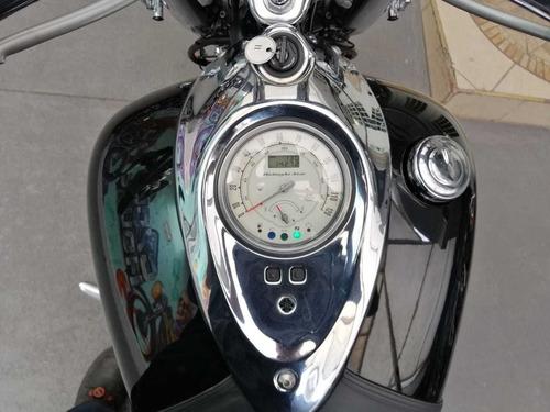yamaha roadstar 1600 midnigth  2002 titulo limpio checala!!