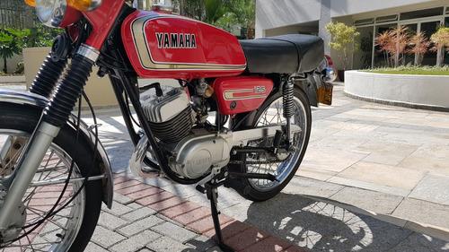 yamaha rs 125 1978