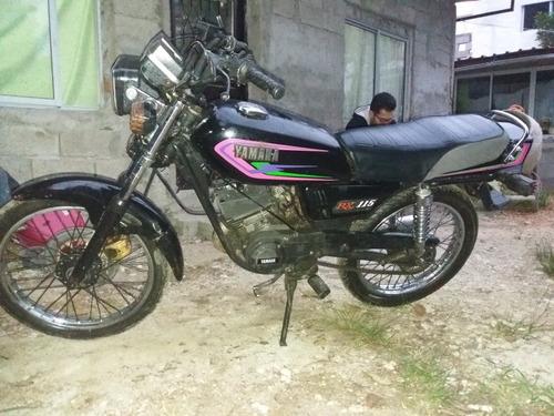 yamaha rx 115 special