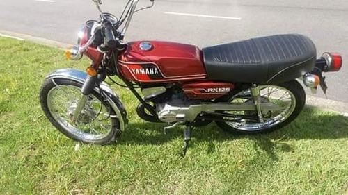 yamaha rx 125 ou rd 135