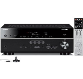 Yamaha Rx-v675 Receptor Av De Red De 7 2 Canales Con Airplay