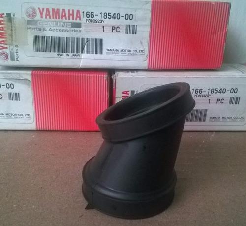 yamaha rx100 goma o junta de carburador /original yamaha