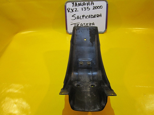 yamaha rxz 135 2000 salpicadera trasera