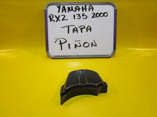 yamaha rxz 135 2000 tapa piñon