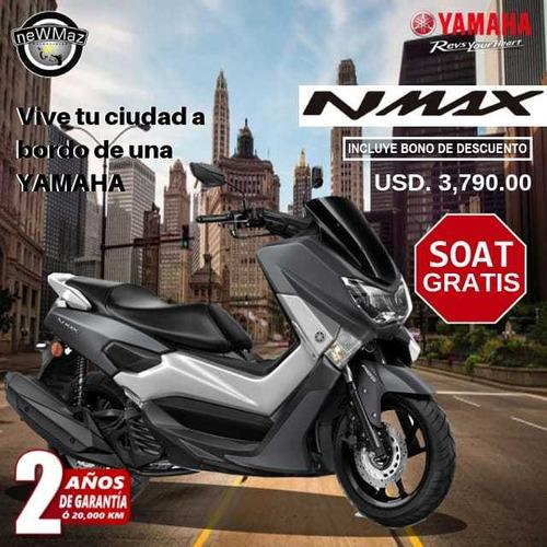 yamaha scooter n max soat gratis  diciembre