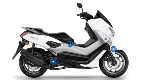 yamaha scooter n mx nmax entrega inmediata palermo bikes