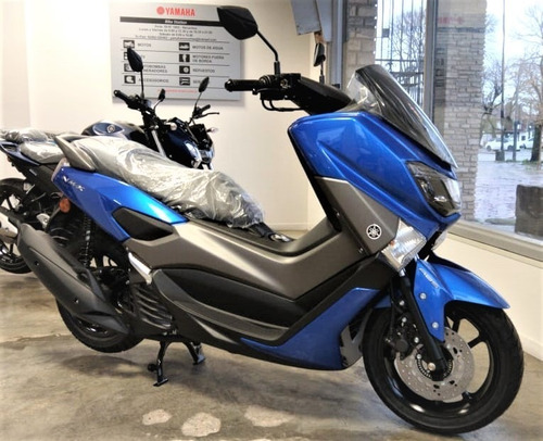 yamaha scooter nm-x okm