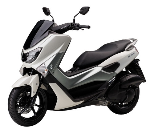 yamaha scooter nmax 160 abs 0 km 2020 branca