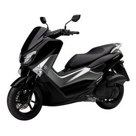 Yamaha Scooter Nmax 160 Abs 0 Km 2020 Preta