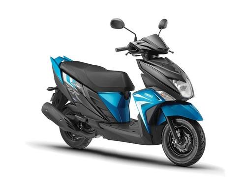 yamaha scooter ray zr 0 km   anticipo $ 10.000 y retira !!
