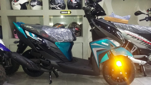 yamaha scooter ray zr 115 0km agil comodo dinamico. motos mr