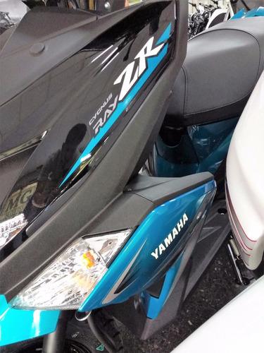 yamaha scooter ray zr 115