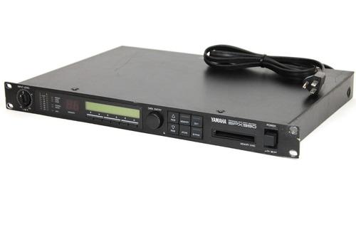 yamaha spx900 procesador de efectos spx-900