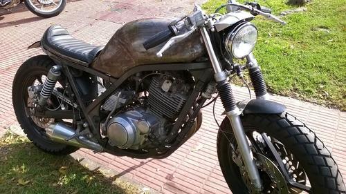 yamaha srx 600 cc.