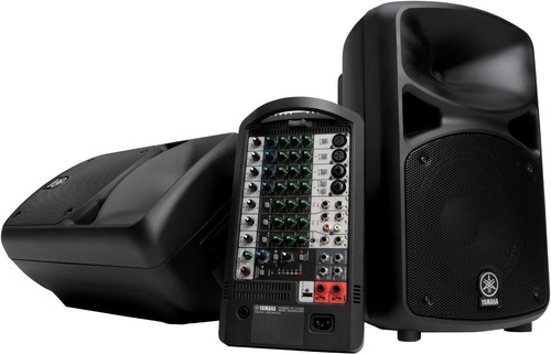 yamaha stagepass 600i impecable dolares