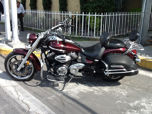 yamaha star 950cc, mod. 2009.