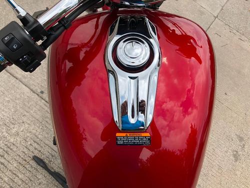 yamaha stryker 1300 modelo 2015... reestrenala como nueva!!!
