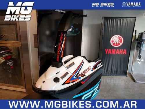 yamaha super jet año 2017 unico disponible - mg bikes