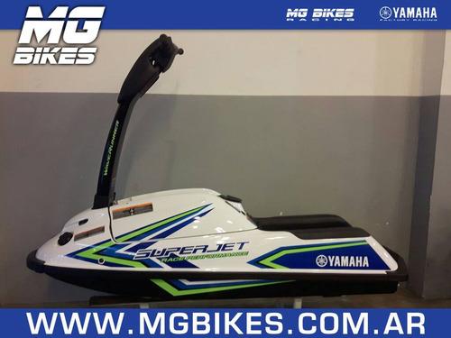 yamaha super jet año 2018 - unico disponible - mg bikes!