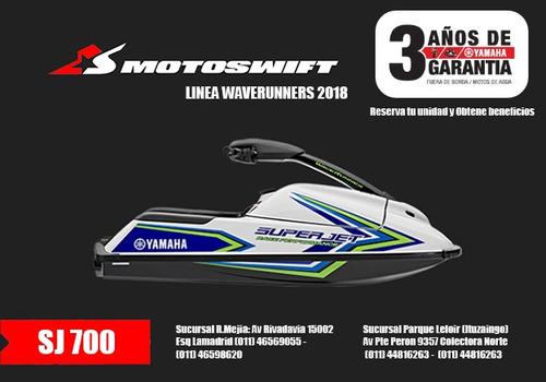yamaha super jet ski sj700 moto de agua 2018