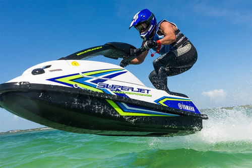 yamaha super jet wave runner competicion modelo 2018